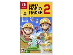 スーパーマリオメーカー 2 [Nintendo Switch] 通常配送商品