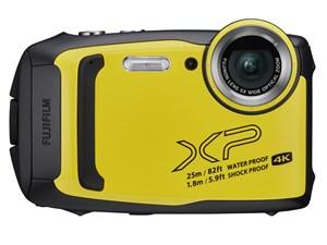 FinePix XP140 [イエロー] SDHCカード8GB付き