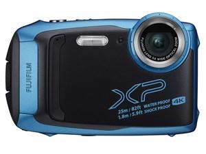 FinePix XP140 [スカイブルー] SDHCカード8GB付き