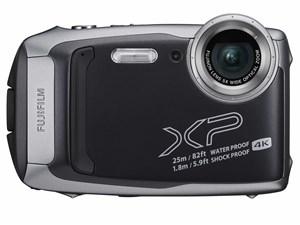 FinePix XP140 [ダークシルバー] SDHCカード8GB付き