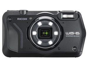 RICOH WG-6 [ブラック] SDHC8GB付き