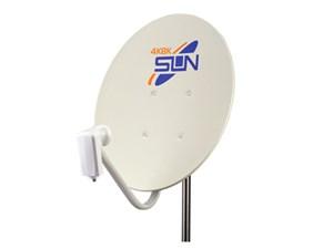 サン電子 4K8K衛星放送対応BS/110度CSアンテナ45形 CBD-K045