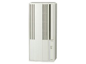 コロナ CORONA ウインドエアコン 冷房専用タイプ シティホワイト CW-1819 W