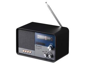サンスイ SANSUI ポータブルオーディオ Bluetooth ラジオスピーカー ブラック・・・
