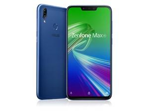ZenFone Max (M2) SIMフリー [スペースブルー] (SIMフリー) ZB633KL-BL32S4