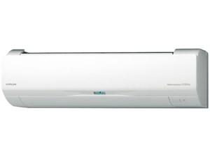 RAS-W22J-W 日立 ルームエアコン6畳 ステンレス・クリーン 白くまくん