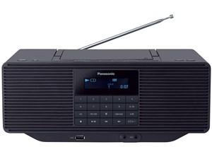 パナソニック CDラジオ RX-D70BT-K