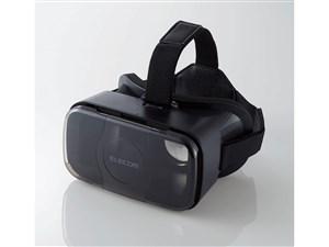 エレコム BOXタイプ VRゴーグル エントリーモデル メガネ対応 スマホ対応 And・・・