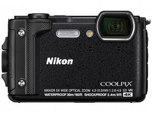 ニコン COOLPIX W300 [ブラック]  カメラポーチ付き