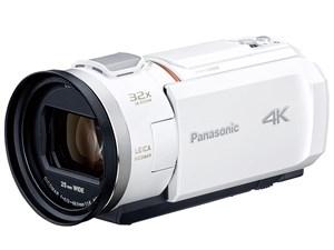 4Kビデオカメラ HC-VX2M-W/パナソニック