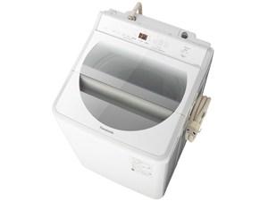 NA-FA80H7-W パナソニック 全自動洗濯機 洗濯・脱水8kg ホワイト