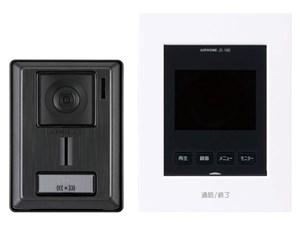 アイホン Aiphone テレビドアホン モニター付親機、カメラ付玄関子機のセット・・・
