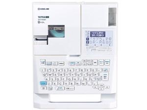 キングジム ラベルライター「テプラ」PRO SR-R680 SR-R680