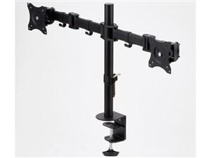 エレコム 簡単に調節できる モニターアーム 高耐荷重16kg(8kg×2画面) デュア・・・