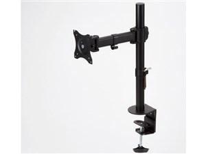 エレコム 簡単に調節できる モニターアーム 高耐荷重8kg シングル(1画面) シ・・・