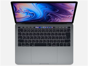 ●MacBook Pro Retinaディスプレイ 2400/13.3 MV962J/A [スペースグレイ]