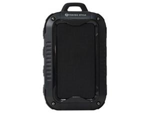 VERTEX Bluetooth ポータブル防水スピーカー BTS-V003WBK