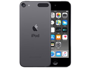 iPod touch MVJ62J/A [128GB スペースグレイ]