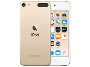 iPod touch(第7世代)128GB(ゴールド)MVJ22J/A/apple