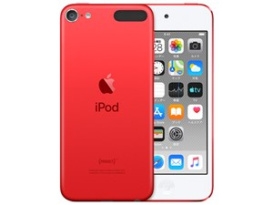 iPod touch (PRODUCT) RED MVJ72J/A [128GB レッド]
