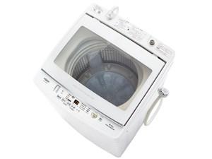 AQW-GV80H-W 全自動洗濯機 アクア 8kg ホワイト