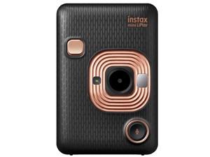 instax mini LiPlay チェキ [エレガントブラック] 商品画像1:カメラ会館