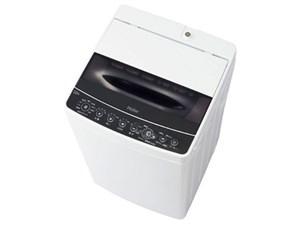 ハイアール 全自動洗濯機 5.5kg 風乾燥機能付 JW-C55D-K
