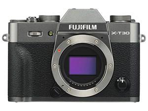 FUJIFILM X-T30 ボディ [チャコールシルバー] 通常配送商品