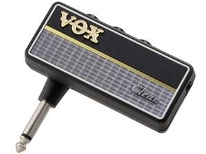 VOX AmPlug2 CLEAN AP2-CL ギター用ヘッドホンアンプ 4959112167216