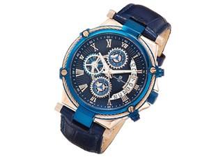 サルバトーレマーラ【Salvatore Marra】腕時計 クロノグラフ 革ベルト SM1810・・・