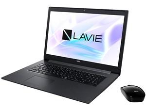 LAVIE Note Standard NS850/NAB PC-NS850NAB [カームブラック] 通常配送商品