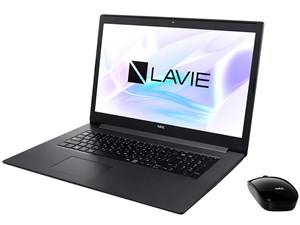 LAVIE Note Standard NS350/NAB PC-NS350NAB [カームブラック] 通常配送商品