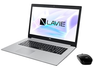 LAVIE Note Standard NS350/NAS PC-NS350NAS [カームシルバー] 通常配送商品