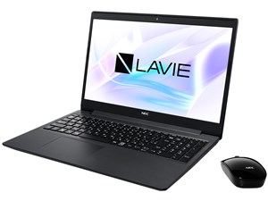 NEC LAVIE Note Standard 15.6型ノートパソコン カームブラック PC-NS700NAB