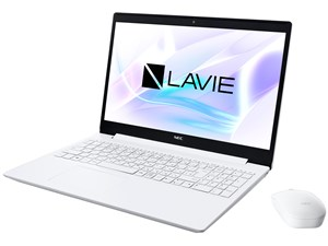 LAVIE Note Standard NS700/NAW PC-NS700NAW [カームホワイト]