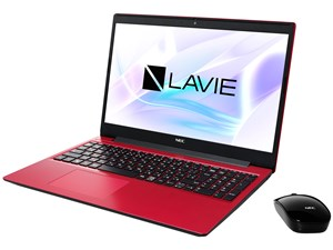 LAVIE Note Standard NS700/NAR PC-NS700NAR [カームレッド]