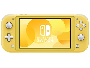 Nintendo Switch Lite [イエロー]