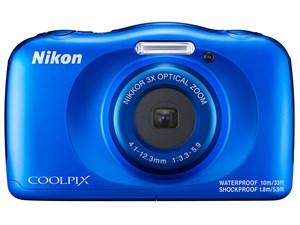ニコン COOLPIX W150 [ブルー]