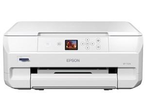 <Colorio>プリンター複合機 (6色独立インクジェット/W-LAN/H-USB/A4/レーベル印刷/プリンター/スキャナー/コピー) EP-712A