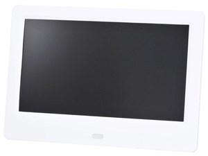 グリーンハウス 7インチ デジタルフォトフレーム(1024*600) ホワイト GH-DF7U・・・