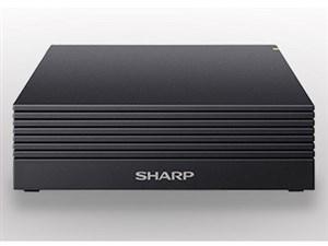 シャープ【SHARP】4TB AQUOS専用USBハードディスク 4R-C40B1★【4RC40B1】