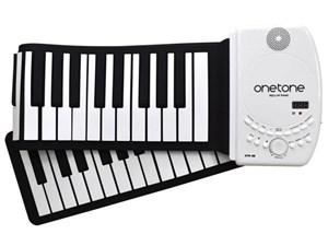 ワントーン(Onetone) クルクル巻ける 88鍵盤 ロールピアノ OTR-88