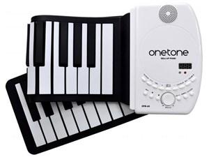 ワントーン(Onetone) クルクル巻ける 61鍵盤 ロールピアノ OTR-61