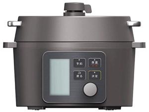 KPC-MA2-B アイリスオーヤマ 電気圧力鍋 2.2L ブラック