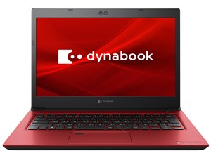 S6 P1S6LPBR [モデナレッド] Dynabook ノートPC Windowsノートパソコン