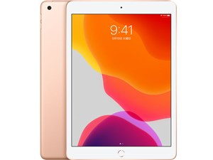 iPad 10.2インチ 第7世代 Wi-Fi 32GB 2019年秋モデル MW762J/A [ゴールド] 商品画像1:沙羅の木