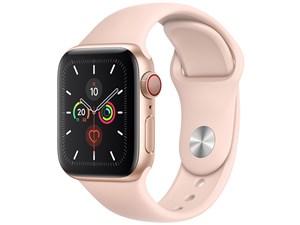 Apple Watch Series 5 GPS+Cellularモデル 40mm MWX22J/A [ピンクサンドスポ・・・
