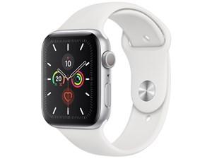 Apple Watch Series 5 GPSモデル 44mm MWVD2J/A [ホワイトスポーツバンド]