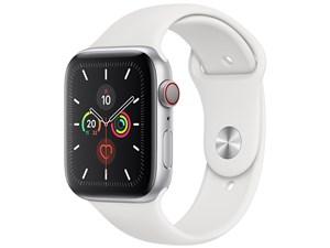 Apple Watch Series 5 GPS+Cellularモデル 44mm MWWC2J/A [ホワイトスポーツ・・・