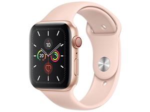 Apple Watch Series 5 GPS+Cellularモデル 44mm MWWD2J/A [ピンクサンドスポ・・・